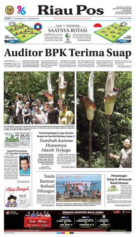 2017 09 22 by Riau Pos - issuu 3b8fe0142d