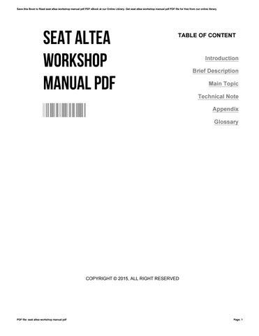 Fiat ducato workshop manual download pdf.