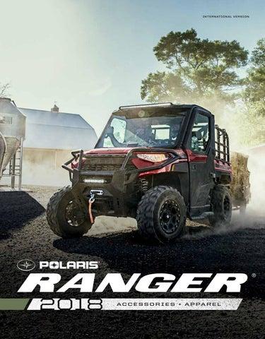 Quad Gear Extreme Fabric Soft Top Roof Bimini Black Polaris Ranger Midsize 12-14