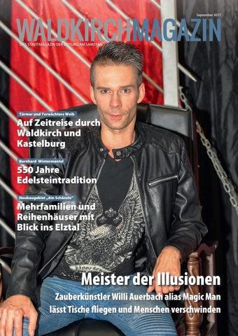 sale retailer 24623 48304 Waldkirch Magazin, September 2017 by ZEITUNG AM SAMSTAG ...