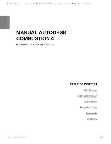 manual autodesk combustion 4 by sakira43asika issuu rh issuu com Combustion Software Coal Combustion