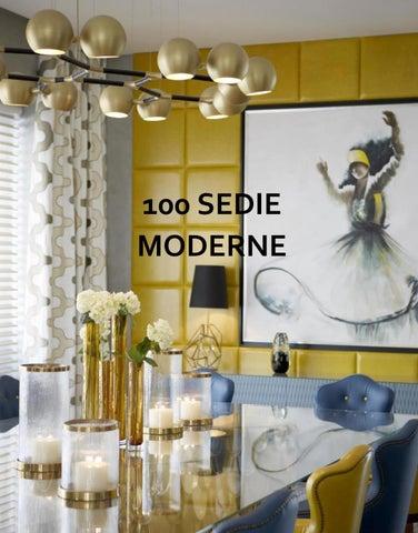Sedie Moderne Di Design.100 Sedie Moderne