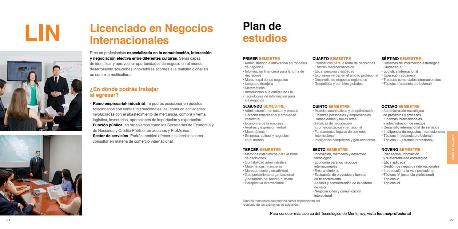 Negocios by Tecnológico de Monterrey - issuu ad0600ad2d8c4