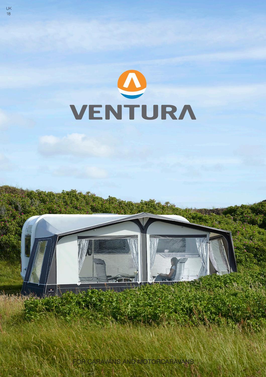 Ventura Brochure Catalog 2018 Uk By Ventura Camping Issuu