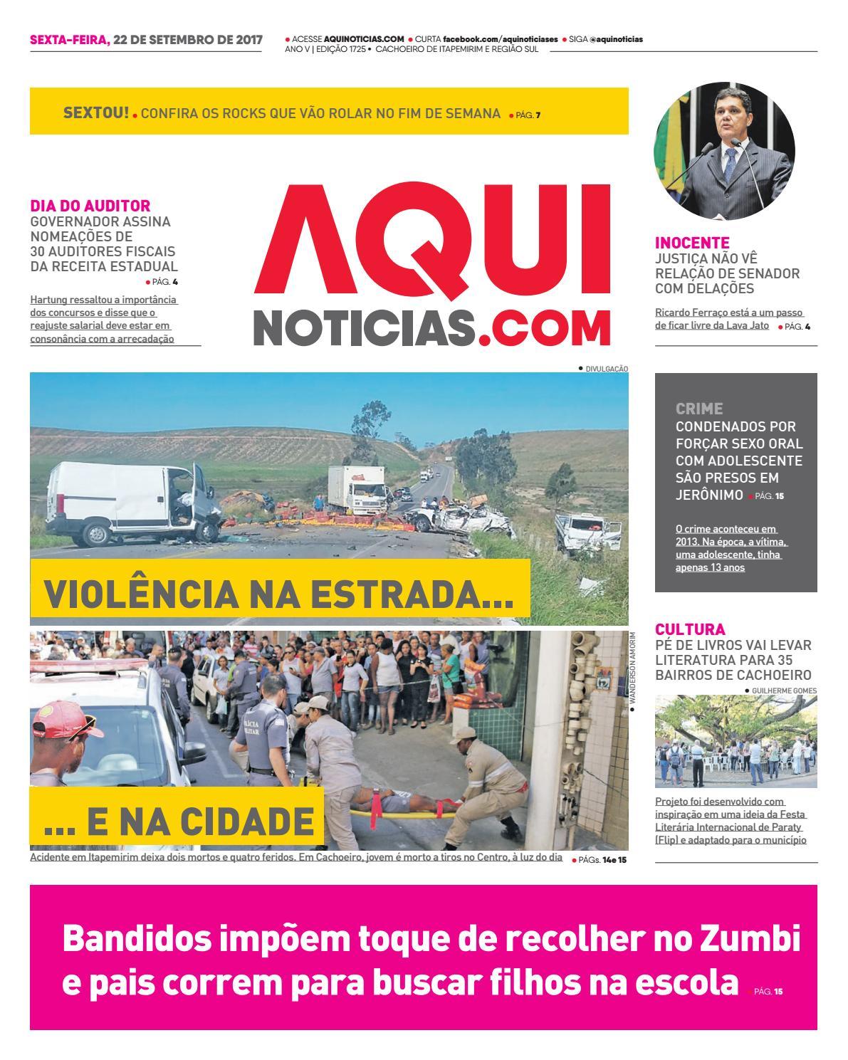 f8714298d7 Aqui Notícias Edição 1725 by Aqui Notícias - issuu
