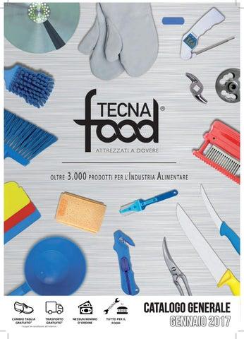 Catalogo generale Tecnafood by Tecnafood - issuu a39add7d5dd9