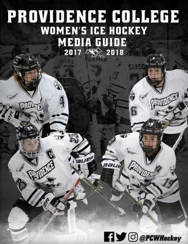 c7ae76a42 Women s Ice Hockey Media Guide by Providence College - issuu