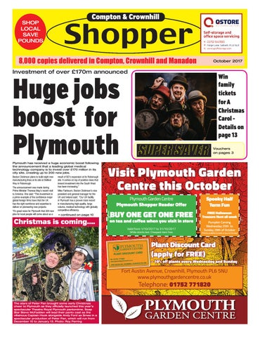 Plymouth Shopper October 2017