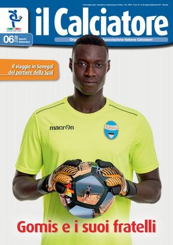 01fe9123ce6e90 Il calciatore Agosto-Settembre 2017 by Associazione Italiana ...