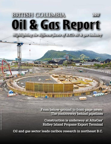 B C  Oil & Gas Report 2017 by DEL Communications Inc  - issuu