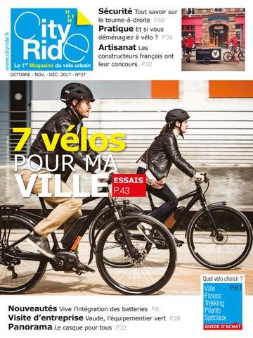 0fb28a29abb39 City Ride 37 by Editions Blue Ride - issuu