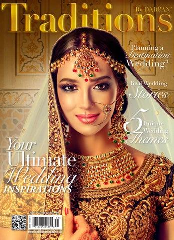 07d4a9c83cc Tradiitons Wedding 2017 by Darpan Magazine - issuu