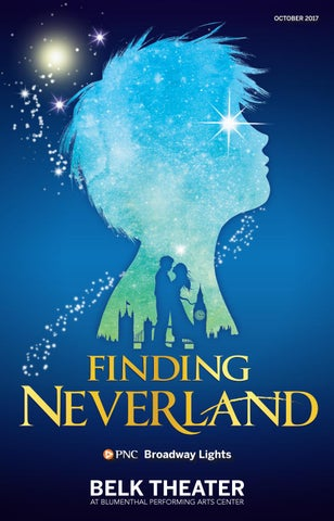 1617 Finding Neverland Online Playbill by Blumenthal ...