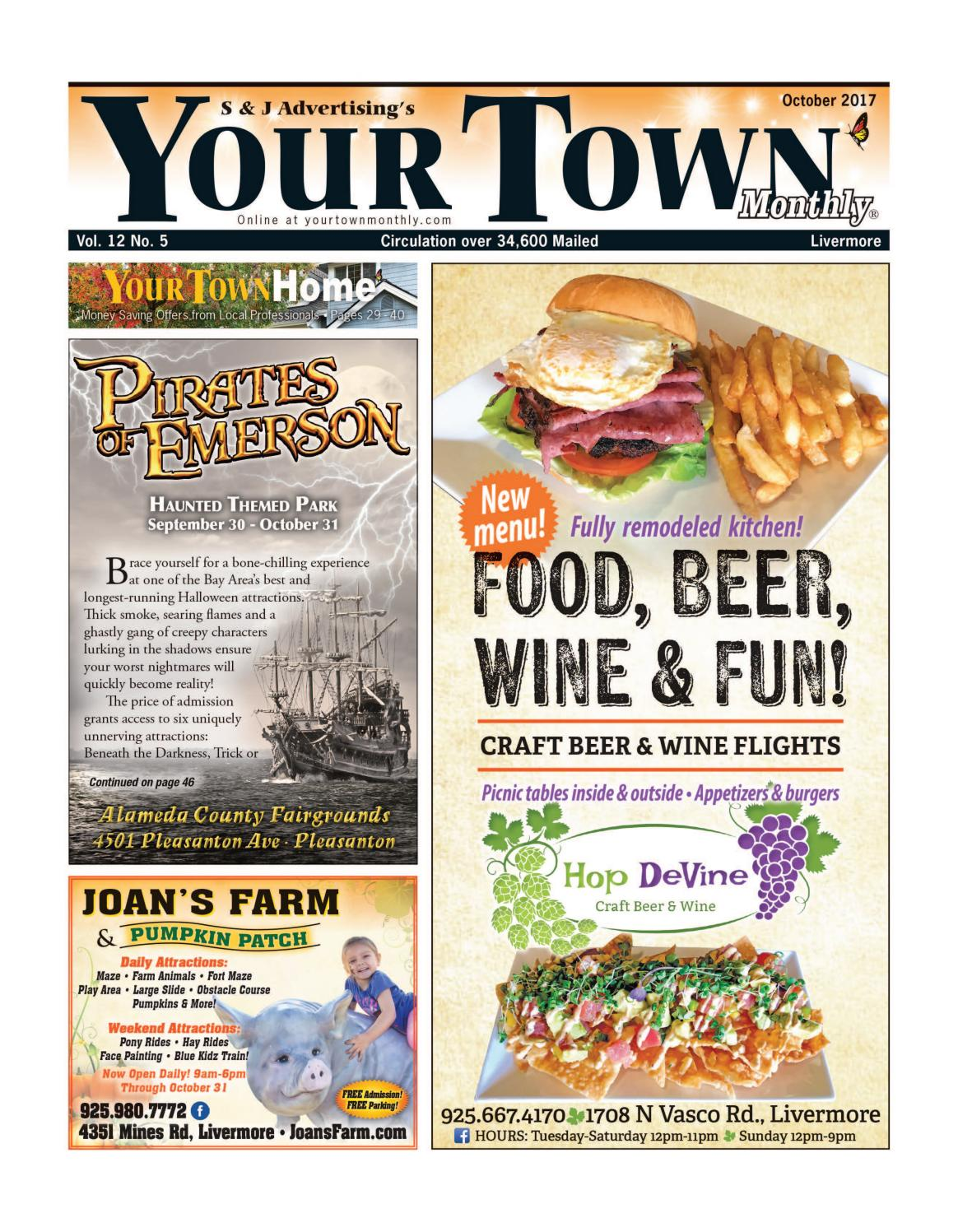 Your Town Monthly: Livermore October 2017 by Your Town