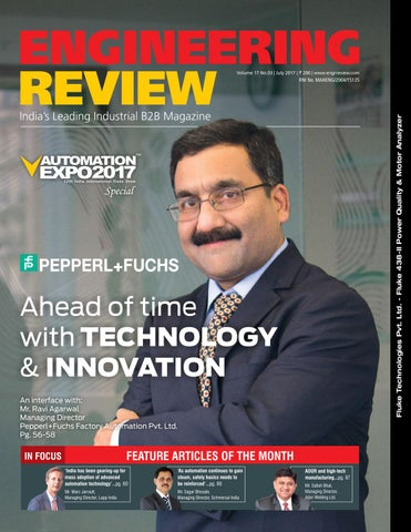 Engineering Review July 2017 by Divya Media Publications Pvt
