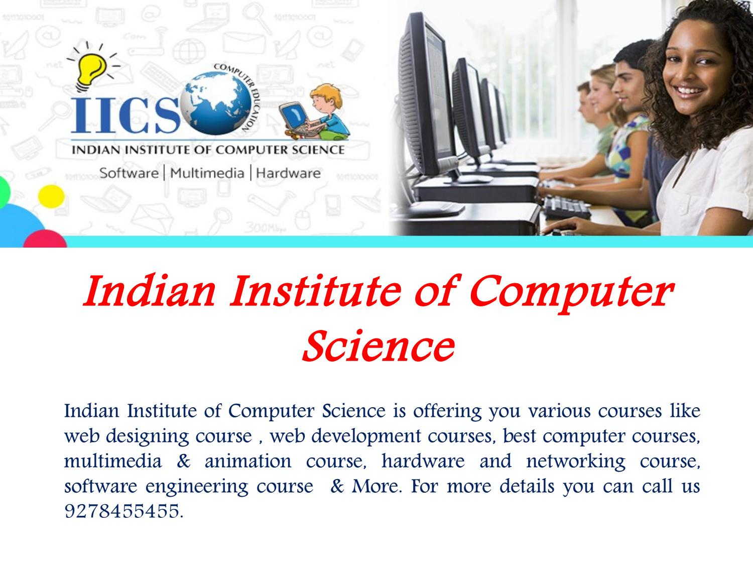 Affordable Web Design Courses In Delhi With Iics India By Iicsindia Issuu