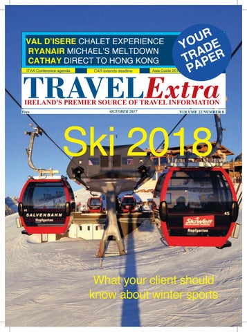 Travel Extra October 2017 By Travel Extra Issuu