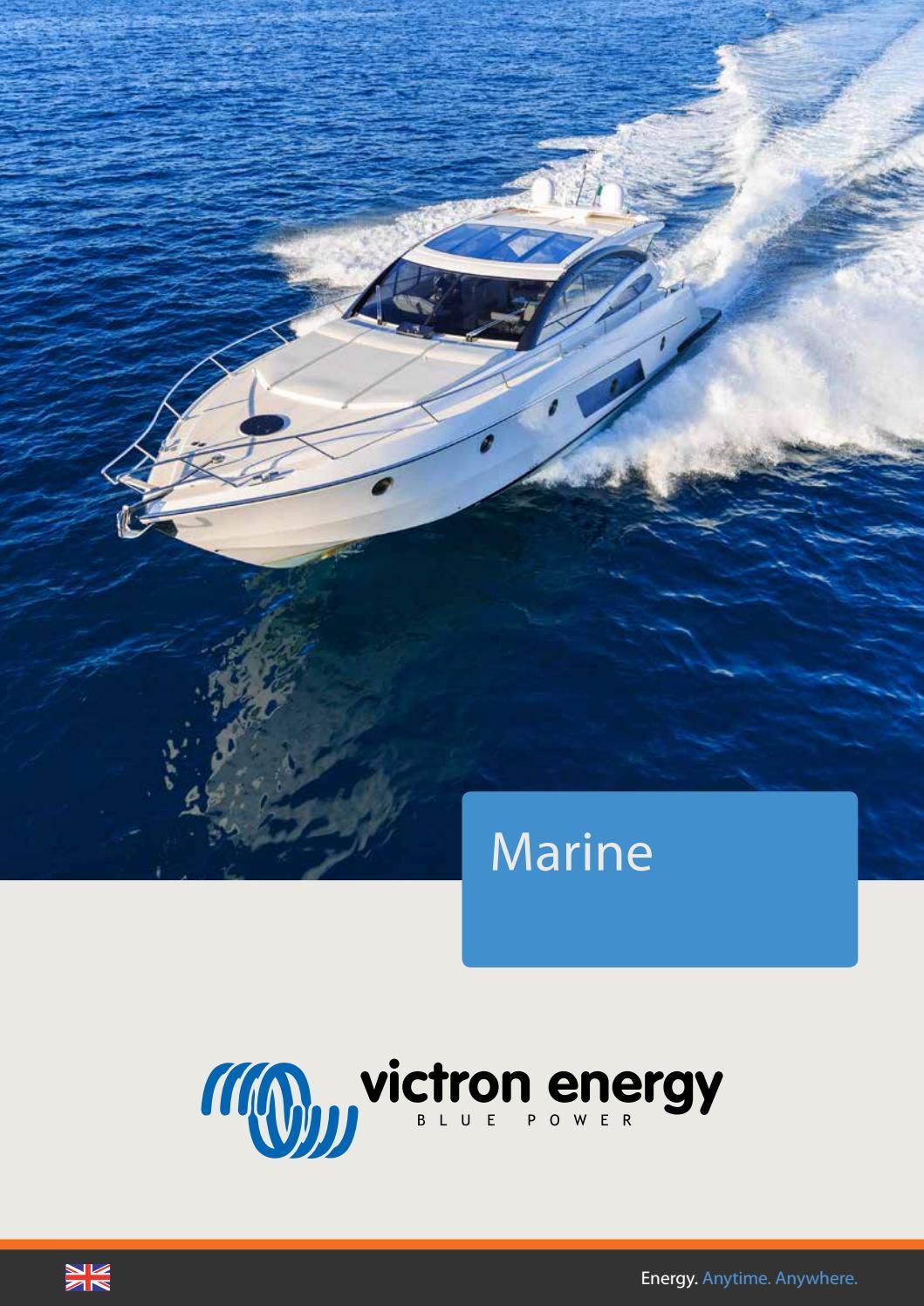 Broszura Victron Marine 2016 By Akustrefapl Issuu Bpc 1 Dual Fuel Control Wiring Diagram