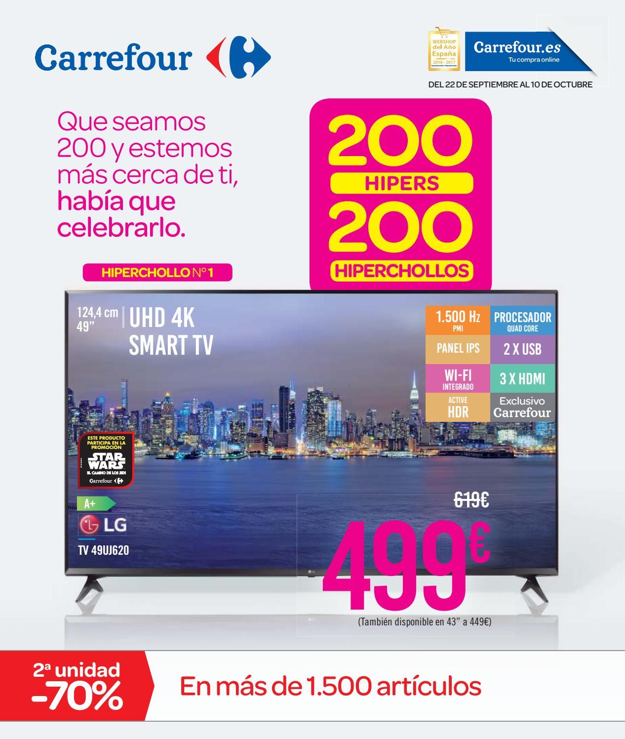 Cat Logo Carrefour 200 Hipers 200 Hiperchollos By Ofertas  ~ Pinzas Sujeta Sabanas Carrefour