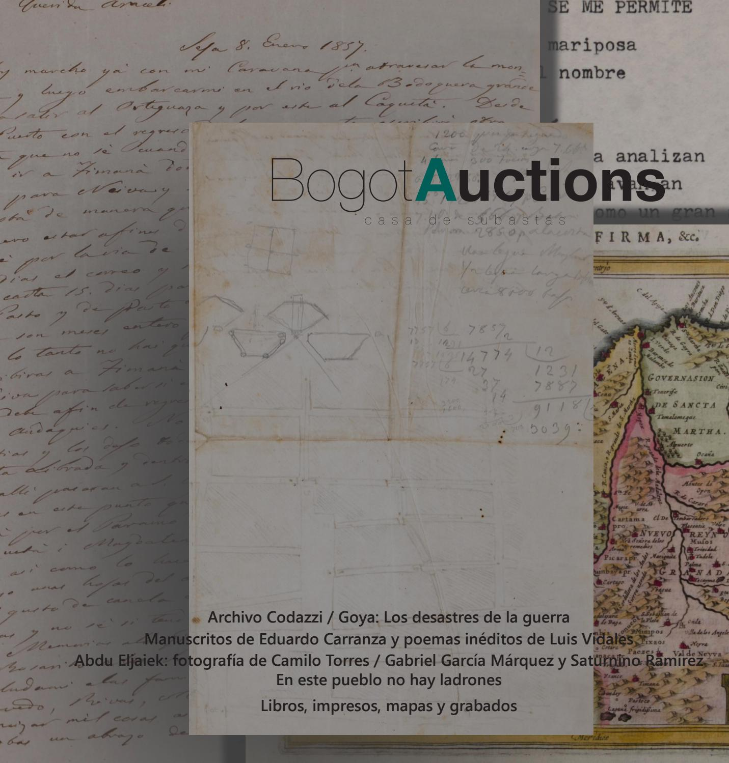 Catalogo Subasta 1711 by Bogota Auctions - issuu