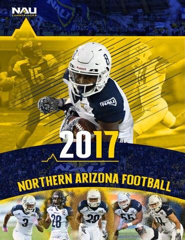 32de31520f2 2017 NAU Football Guide by NAU Athletics - issuu