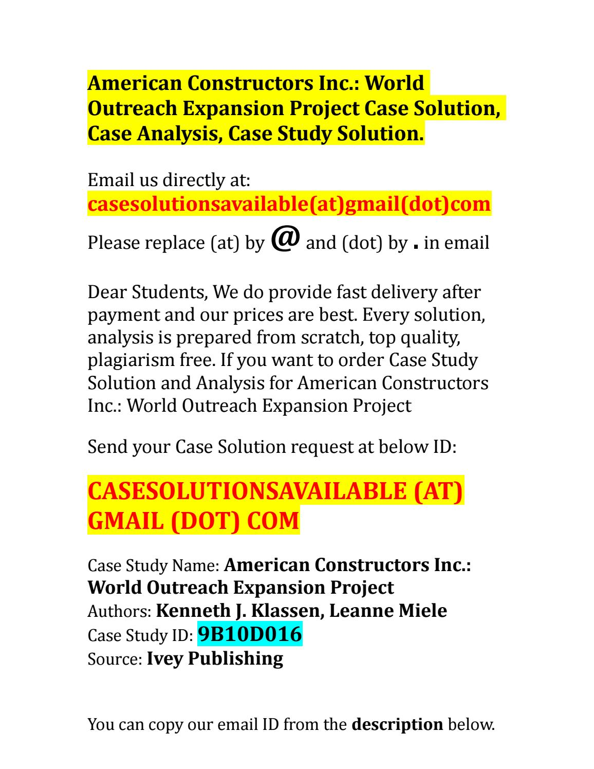the jacobs division case solution Operations and supply chain management 14th edition solutions manual test bank 3-1 operations and supply chain management 14th edition solutions manual by f robert jacobs solutions manual, answer key for all chapters, map to harvard cases are included.