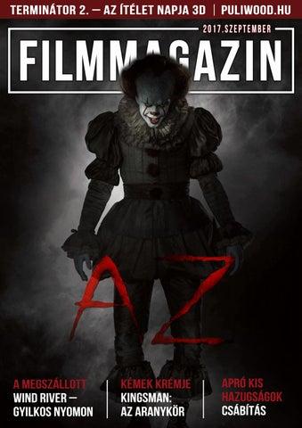 66f15756c7 KEDVES OLVASÓK! gy tűnik 2017 a Stephen King adaptációk éve lesz, hiszen  számolatlanul érkeznek a horror koronázatlan királyának megfilmesített  művei, ...