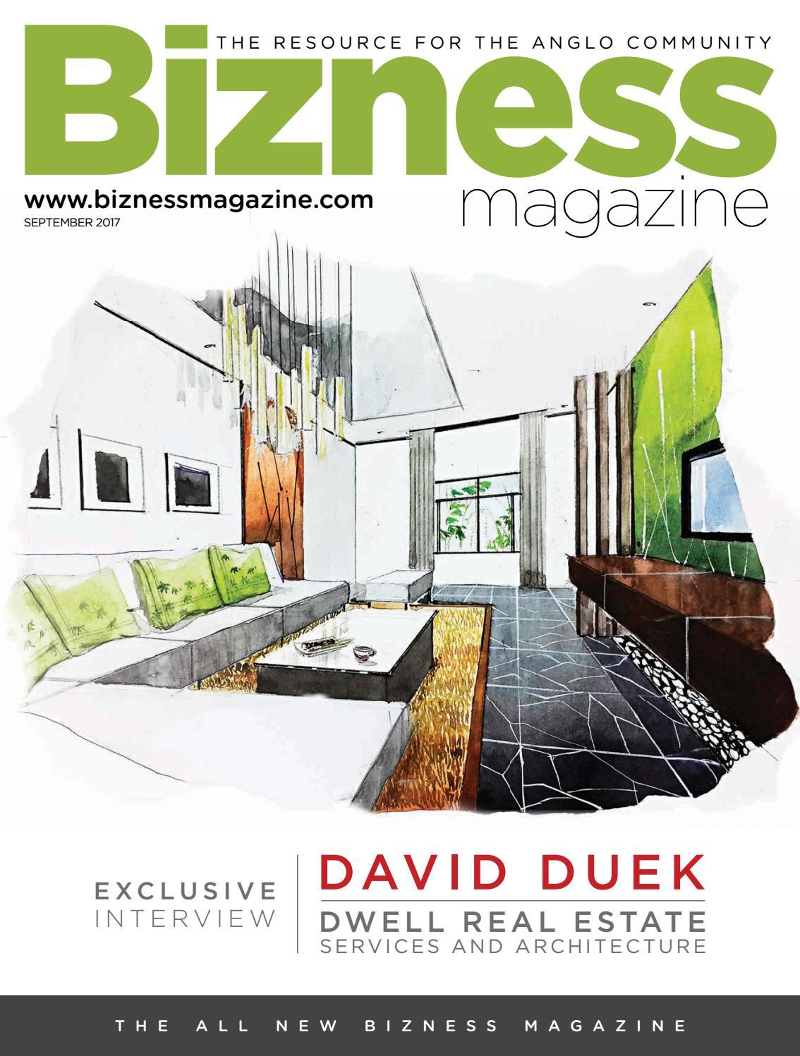 Bizness magazine september 2017 by bizness magazine issuu malvernweather Images