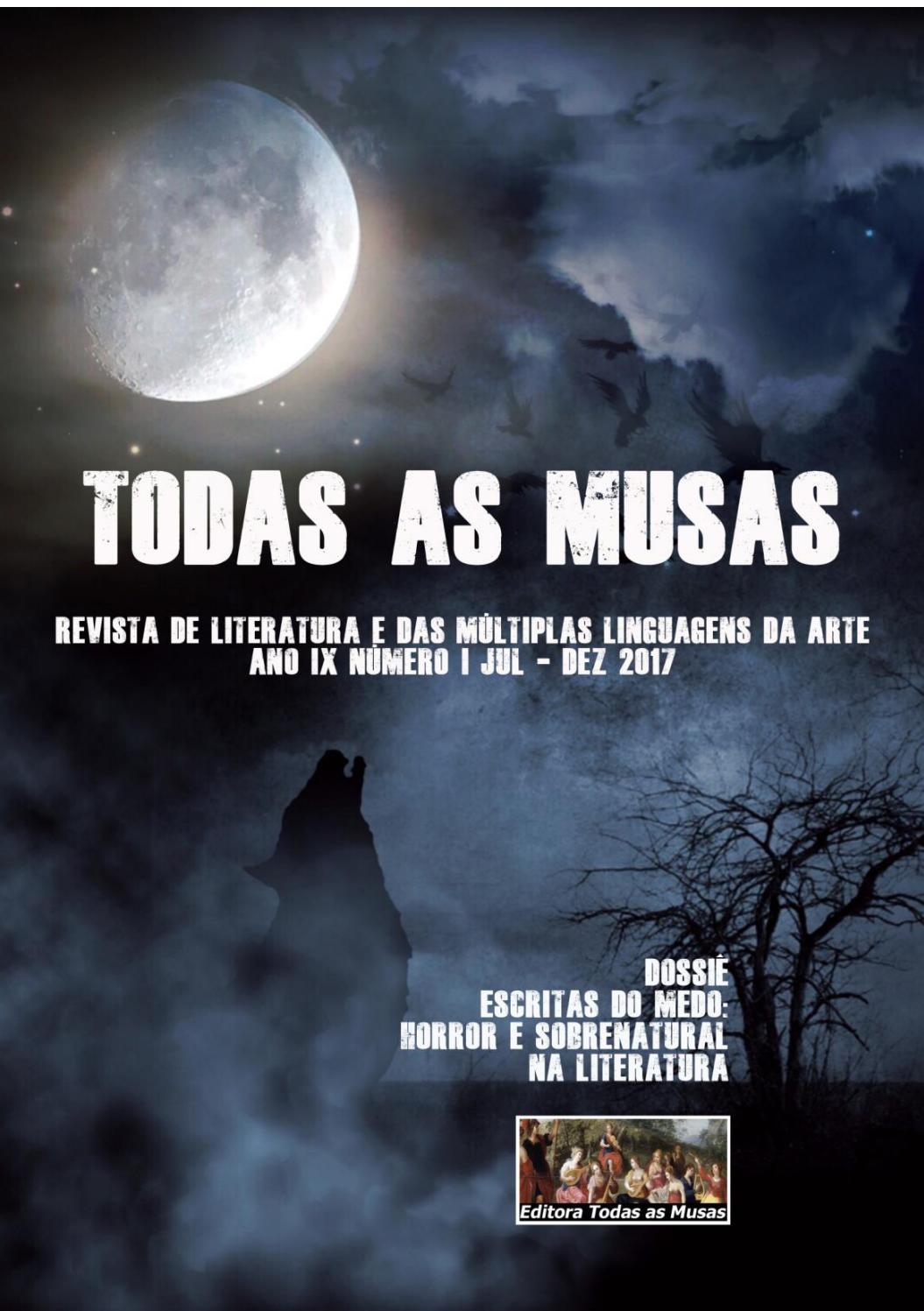 Todas as Musas Ano 20   Número 20 Jul   Dez 2207 by Flavio ...