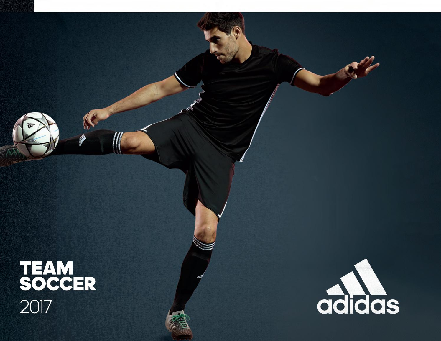70fb1d7a98ac Adidas team soccer 2017 by Soccer Locker Atlanta - issuu