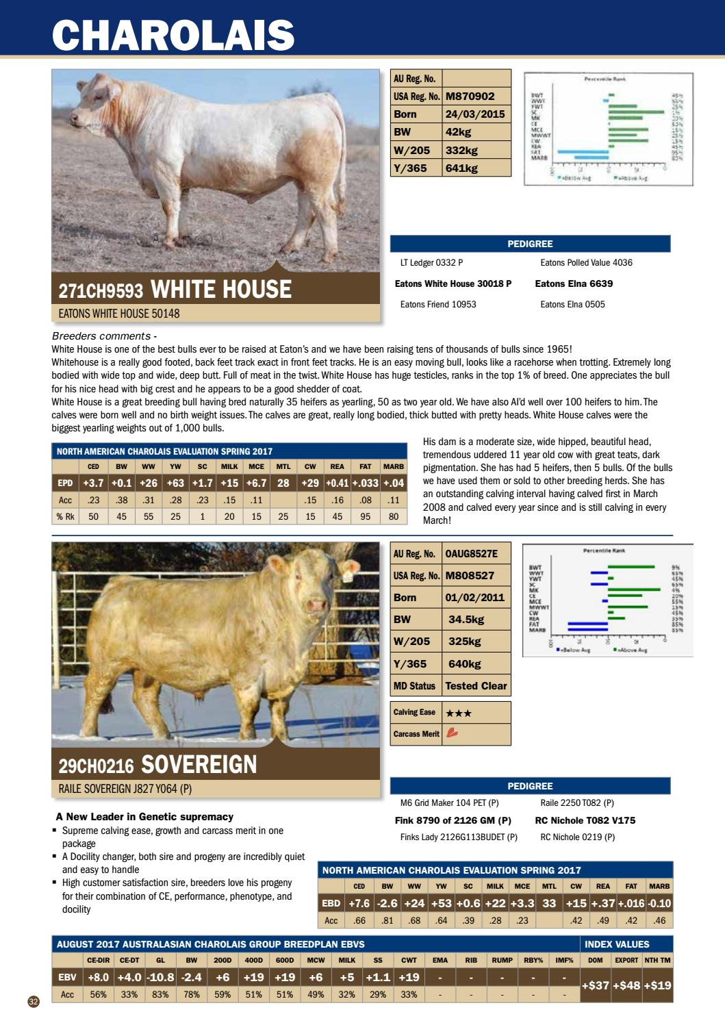 ABS Australia 2017/18 Beef Sire Directory by ABS Global, Inc