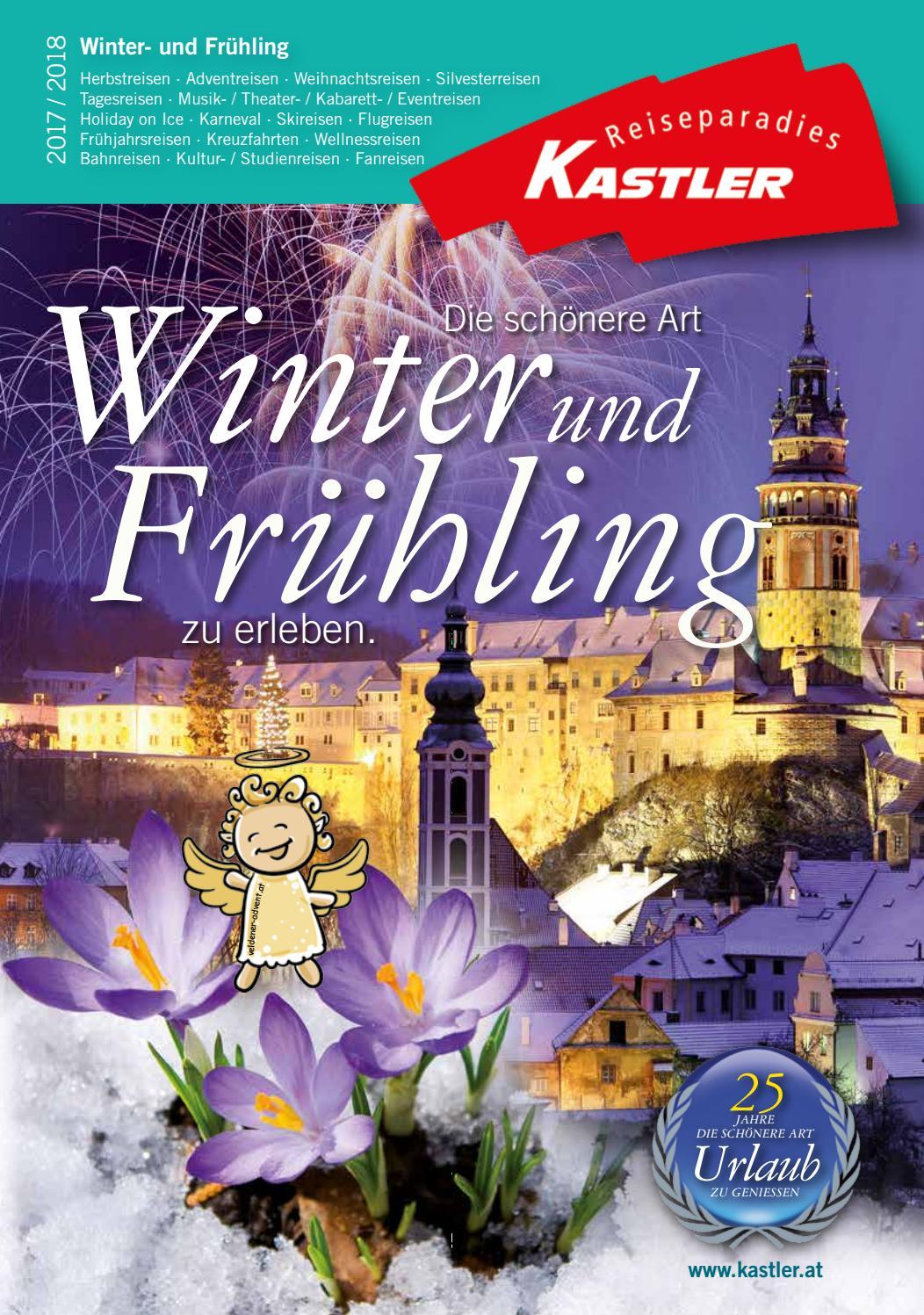 Katalog Winter und Frühling 2017 / 2018 by Reiseparadies Kastler - issuu
