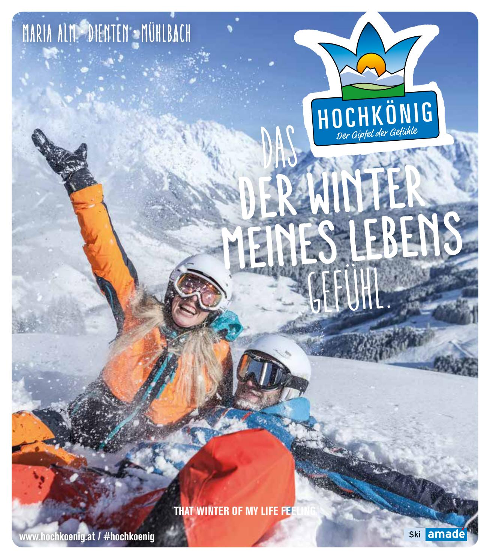 Wintermagazin 2018 by Hochkönig Tourismus GmbH issuu