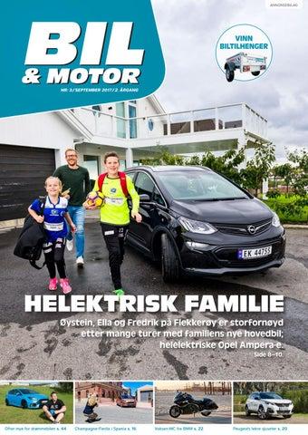 8138657a Bil & motor september 17 by Mediepartner AS - issuu