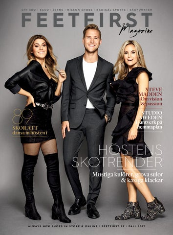 FEETFIRST magazine AW17 by NilsonGroup - issuu 3f79493b27aeb