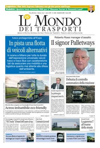 8c10925d69 Il Mondo dei Trasporti - Giugno 2015 by Vega Editrice - issuu