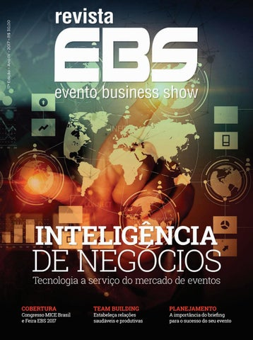5a7fedcc7 Revista EBS 17ª Edição - Inteligência de Negócios: Tecnologia a ...