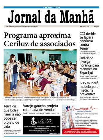 5209dc519d Jornal da Manhã - Sábado - 23-09-17 by clicjm - issuu