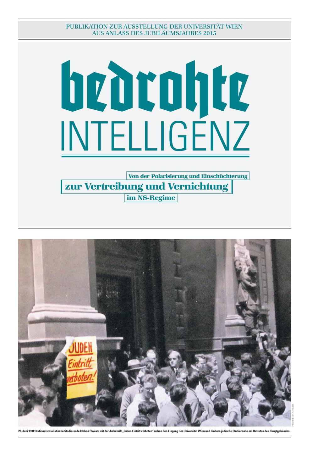 Bedrohte Intelligenz – Newspaper zur Ausstellung by kadadesign - issuu