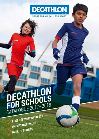 e17beaf6c Decathlon brochure for schools 2017 by Pauline Carpentier - issuu