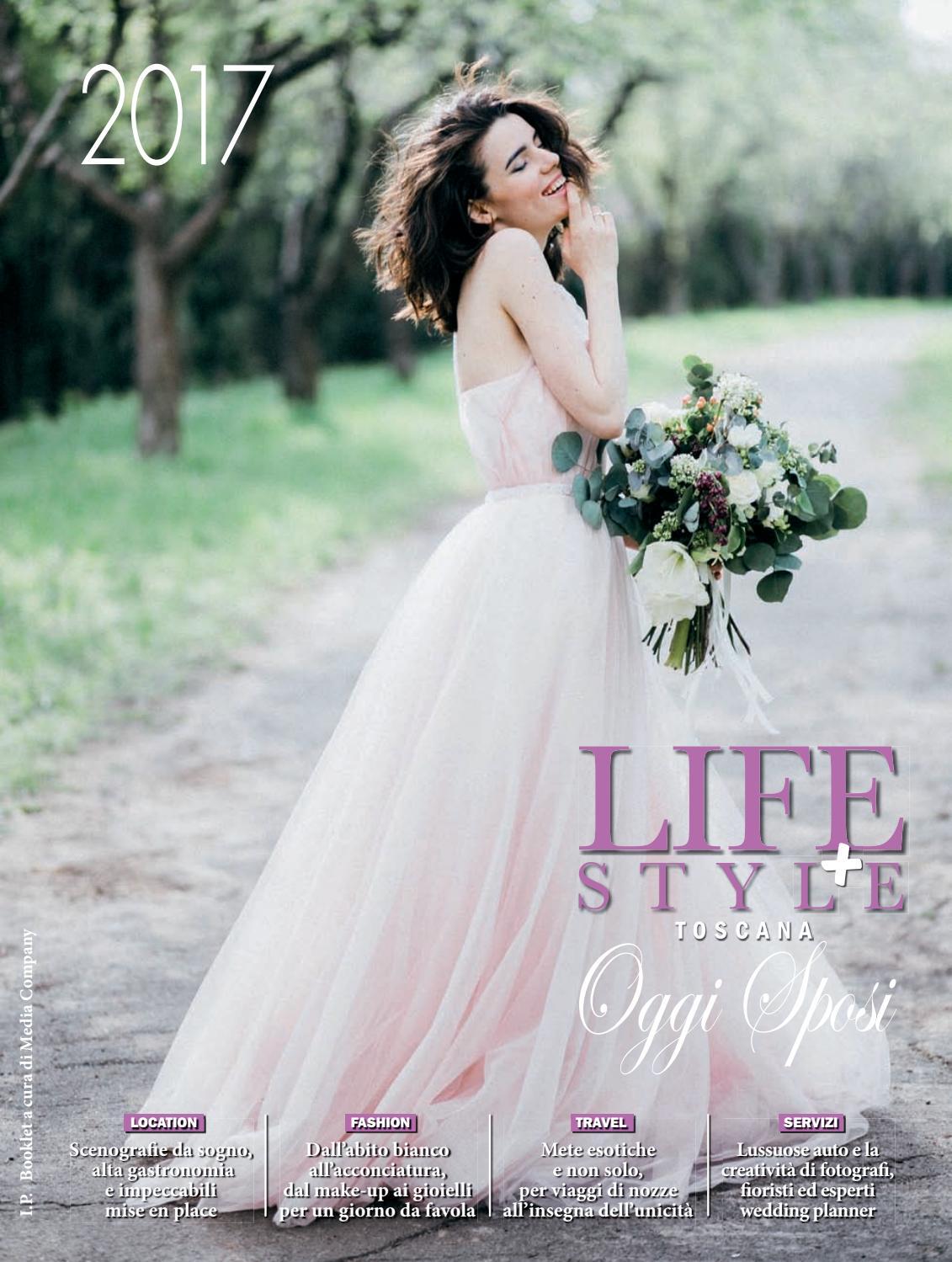 ed92d0d3d4ba Life style OGGI SPOSI - Settembre 2017 by Media Company - issuu