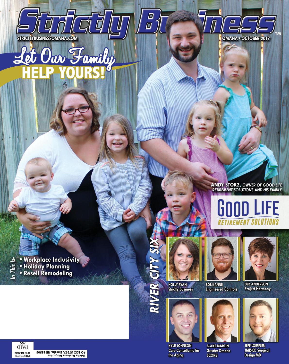 Strictly Business Omaha October 2017 By Strictly Business Magazine Issuu