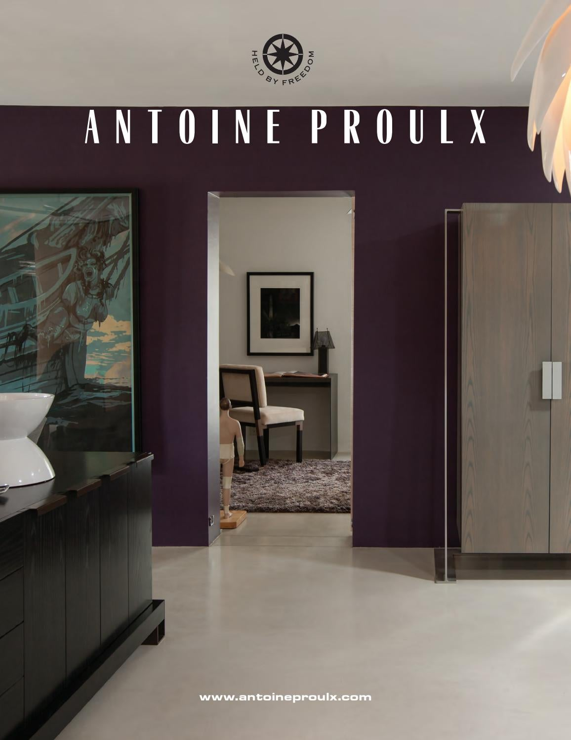 An Introduction To The Antoine Proulx Collection By Antoine Proulx  # Daquino Muebles