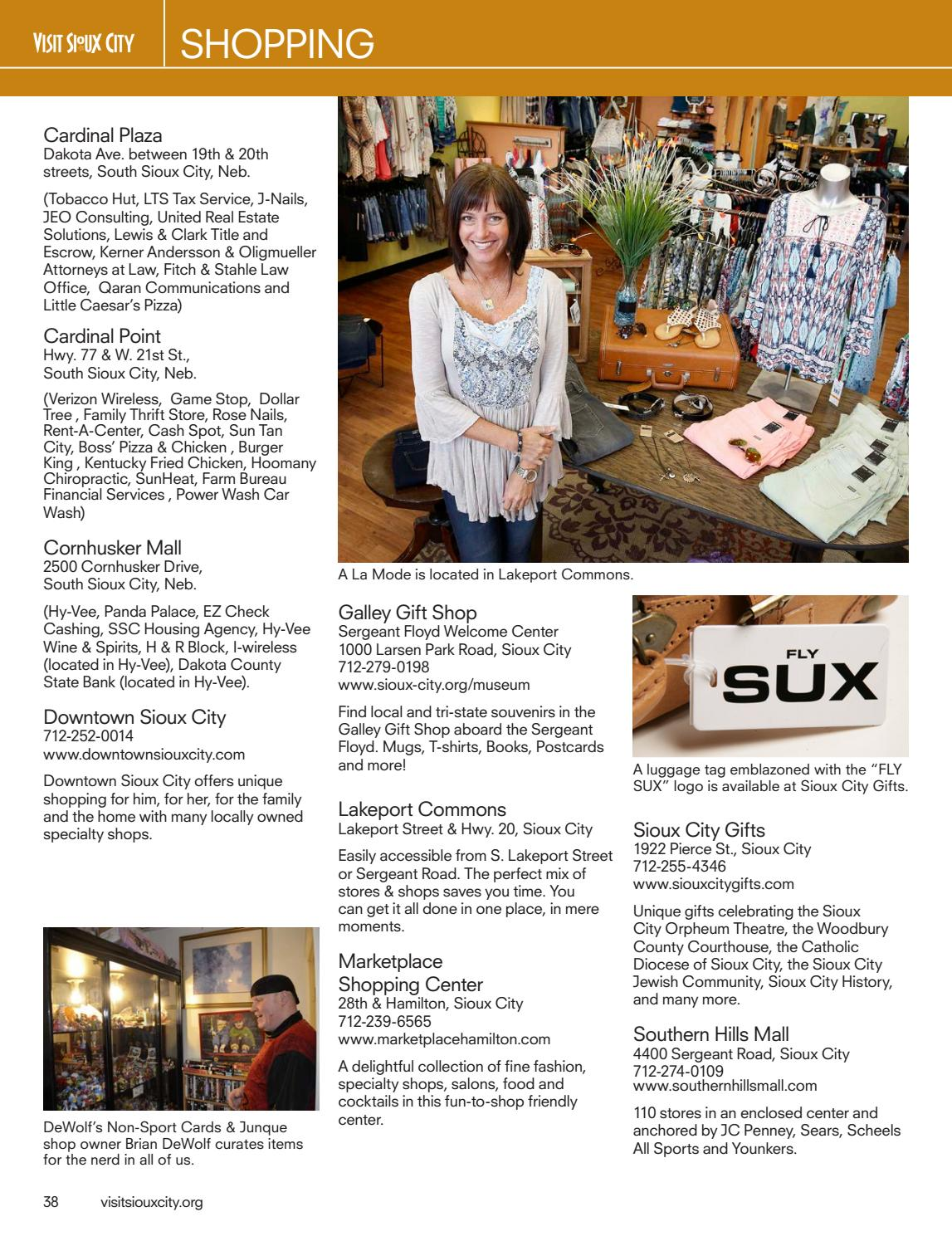 Visit Sioux City - Fall 2017 by Sioux City Journal - issuu