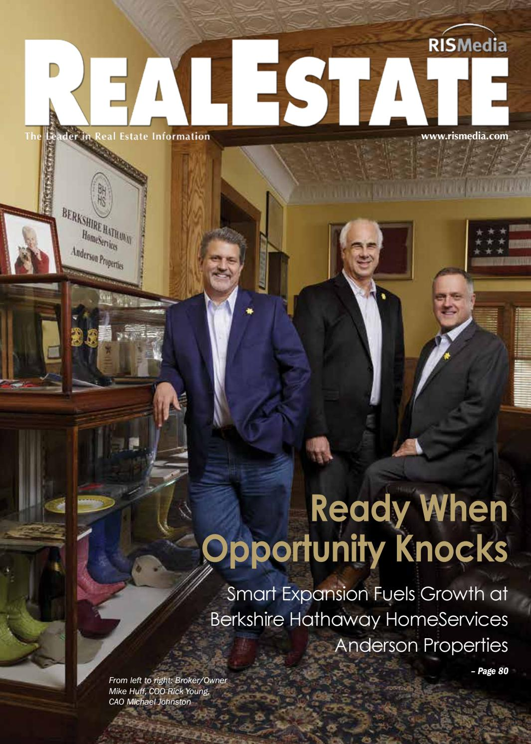 Real Estate Magazine Berkshire Hathaway HomeServices