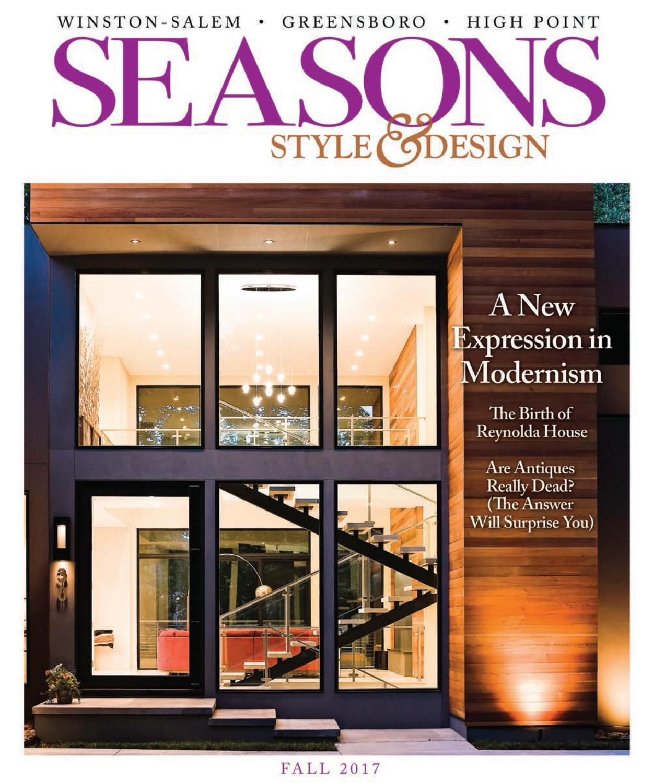 Arbor Acres Winston Salem Nc: Seasons Style & Design Fall 2017 By O.Henry Magazine
