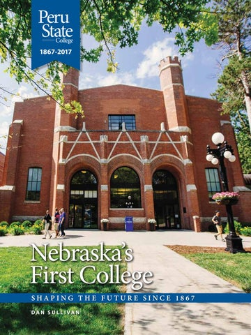 Nebraska's First College: Shaping the Future since 1867 by Omaha