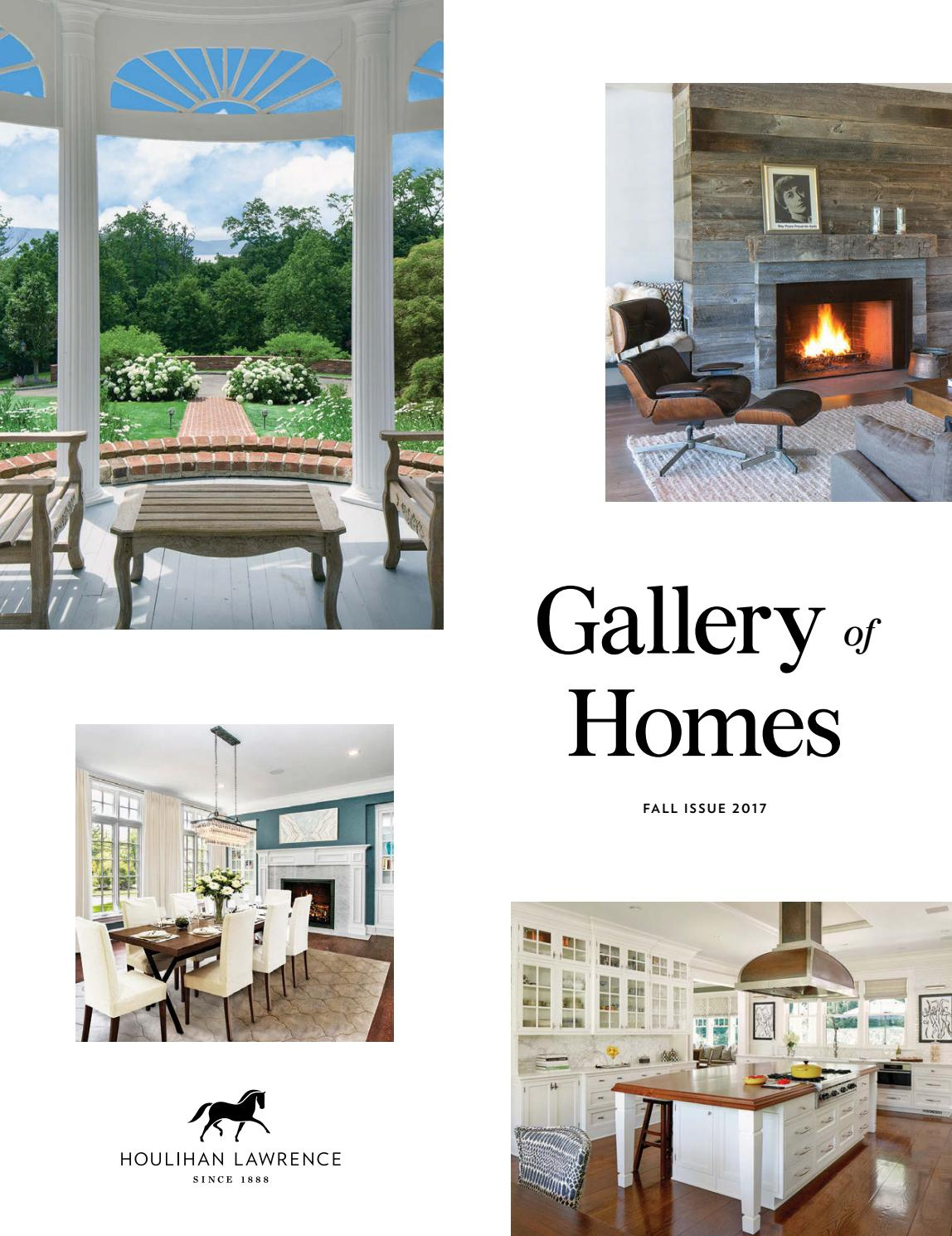 Houlihan Lawrence Gallery of Homes Fall 2017 by Houlihan Lawrence ...