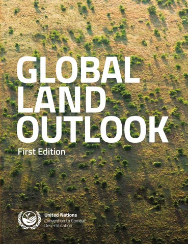 United Nations Convention to Combat Desertification, Global Land ...