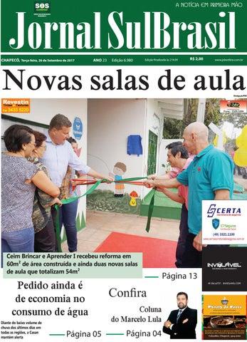 1e232ab8ef 26 de setembro sb by Jornal Sul Brasil Chapecó - issuu